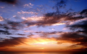 sunset-clouds-sea-sky-nature