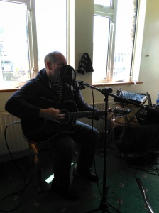 Morning Light - practice at studio