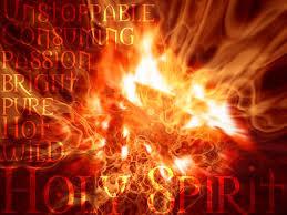 HOLY SPIRIT, SET US ABLAZE  By MartyLoose