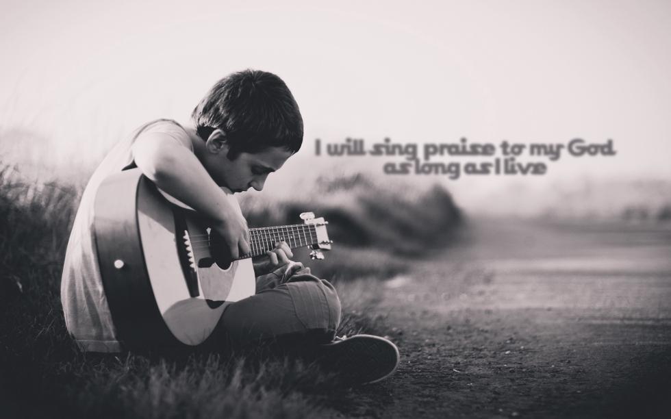 I-will-sing-praise-my-God-as-long-live-guitar-boy-playing-christian-wallpaper-hd_1920x1200