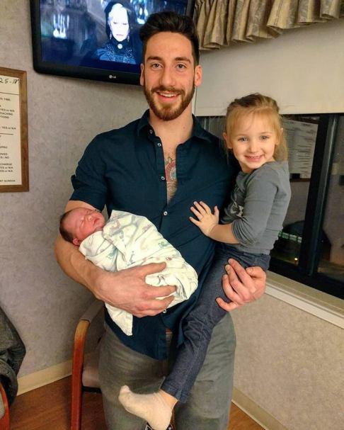 Dakota - Henley - and baby Everly - 1-25-2018