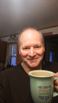 Clean shavin and ready for Spring - 2-12-2018