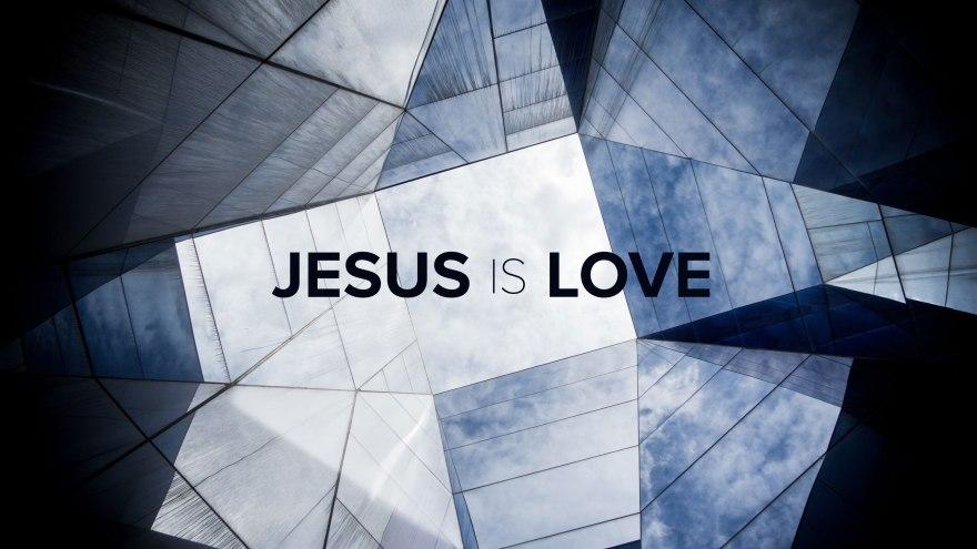 Jesus-is-Love