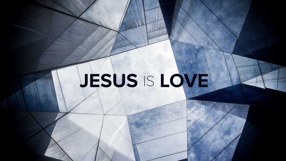Jesus-is-Love