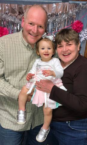 Everley's FIRST Birthday Party 2-10-2019